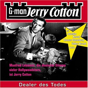 Jerry 10 Cotton - Dealer des Todes