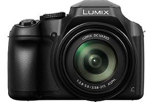 Panasonic Lumix DC-FZ82 negro