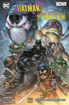Batman/Teenage Mutant Ninja Turtles: Der Dunkle Ritter in New York - James Tynion IV  [Taschenbuch]