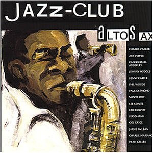 Various - Jazz-Club Alto Sax