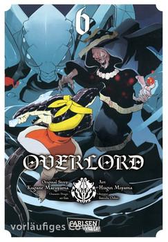 Overlord 6 - Kugane Maruyama  [Taschenbuch]