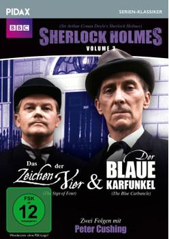 Sherlock Holmes Volume 3: Das Zeichen der Vier & Der blaue Karfunkel