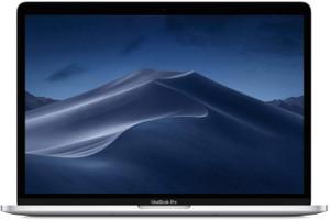 """Apple MacBook Pro avec Touch Bar et Touch ID 13.3"""" (True Tone Retina Display) 2.4 GHz Intel Core i5 8 Go RAM 512 Go SSD [Mi-2019, clavier français, AZERTY] argent"""