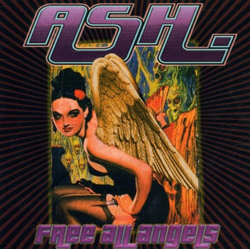 Ash - Free All Angels-Special Europe