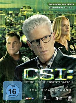CSI: Crime Scene Investigation - Season 15.2