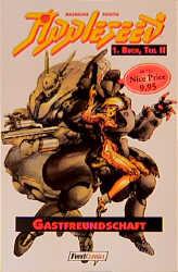 Appleseed 1. Buch, Teil 2 - Gastfreundschaft - Masamune Shirow