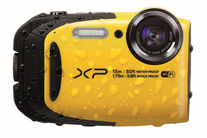 Fujifilm XP80 jaune