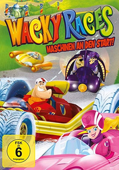 Wacky Races: Maschinen an den Start!: Staffel 1, Teil 1