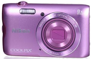 Nikon COOLPIX A300 rose