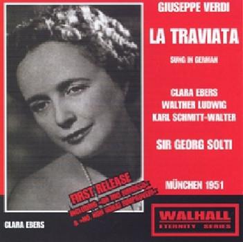 W. Ludwig, Schmitt Walter; S Ebers - Verdi: La Traviata