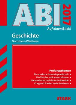 Abi - auf einen Blick! Geschichte Nordrhein-Westfalen [Taschenbuch]
