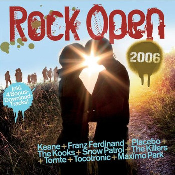 Various - Rock Open 2006 (Inkl.Download-Tracks)