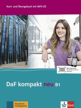 Daf Kompakt Neu B1 Kurs Und übungsbuch Mit Mp3 Cdtaschenbuch