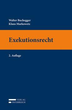Exekutionsrecht - Walter Buchegger [Taschenbuch]