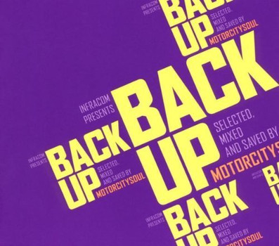 Various - Back Up-Mixed By Motorcitysoul