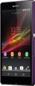 Sony Xperia Z 16GB paars
