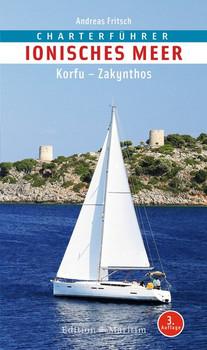 Charterführer Ionisches Meer. Korfu – Zakynthos - Andreas Fritsch  [Taschenbuch]