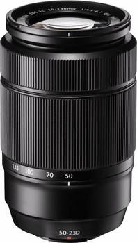 Fujifilm XC 50-230 mm F4.5-6.7 OIS 58 mm Obiettivo (compatible con Fujifilm X) nero