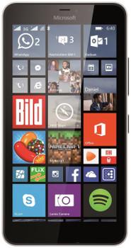 Microsoft Lumia 640 XL Doble SIM 8GB blanco