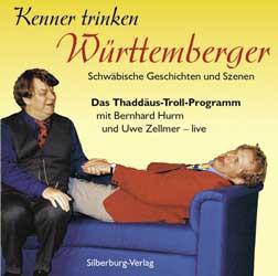 Kenner trinken Württemberger, 1 Audio-CD