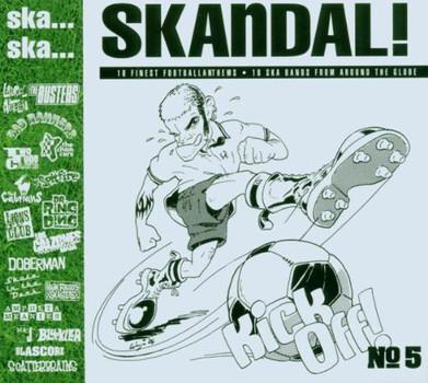 Various - Ska,Ska,Skandal-Vol.5-the Football Edition