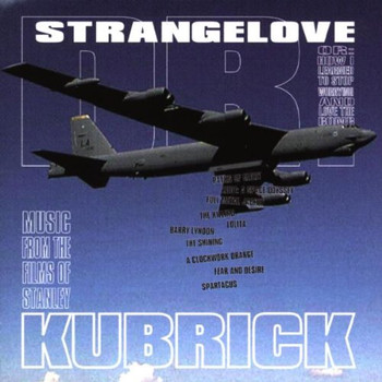 Stanley Kubrick-Music from the [Soundtrack]