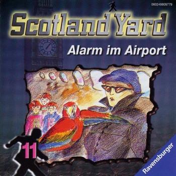 Scotland Yard - Alarm im Airport,Folge 11
