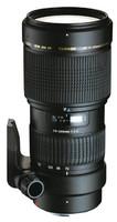 Tamron SP AF 70-200 mm F2.8 Di LD IF Macro 77 mm Objectif  (adapté à Canon EF) noir