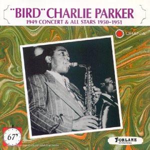 Charlie Parker - In Concert 1949/Allstars 1950-1951 (UK Import)