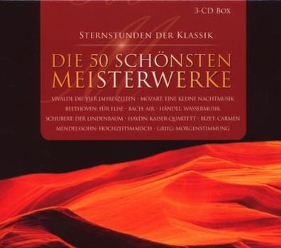 Various - Sternstunden der Klassik: Die 50 schönsten Meisterwerke