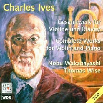 Thomas,& Nobu Wakabayas Wise - Werke für Violine und Klavier