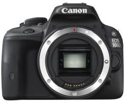 Canon EOS 100D body zwart