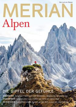 MERIAN Alpen 08/19 [Taschenbuch]