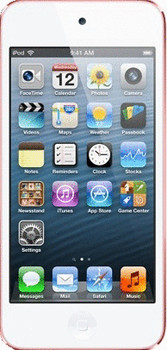 Apple iPod touch 5G 64GB rosa