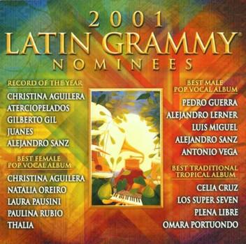 Various - Latin Grammy Nominees 2001