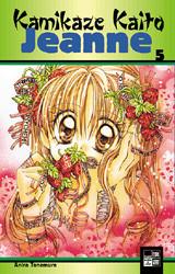 Kamikaze Kaito Jeanne 05 - Arina Tanemura