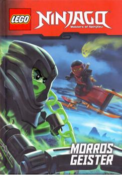 LEGO® NINJAGO™ Morros Geister [Gebundene Ausgabe]