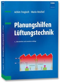 Planungshilfen Lüftungstechnik - Mario Reichel  [Taschenbuch]