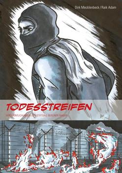 Todesstreifen - Raik Adam  [Taschenbuch]
