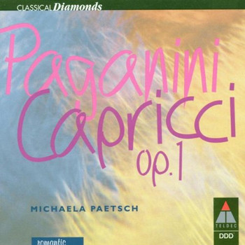 Michaela Paetsch - Capricci Op. 1
