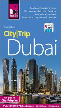 Reise Know-How CityTrip Dubai. Reiseführer mit Stadtplan und kostenloser Web-App - Kirstin Kabasci  [Taschenbuch]