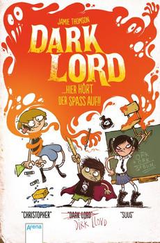 Dark Lord (4). Hier hört der Spaß auf - Jamie Thomson  [Taschenbuch]
