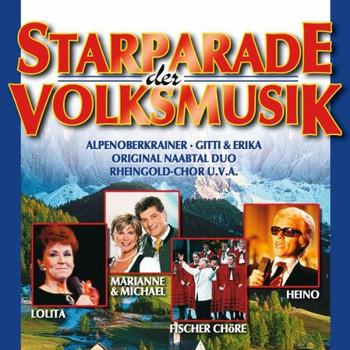 Various - Starparade der Volksmusik
