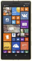 Nokia Lumia 930 32GB [Special Edition] oro negro