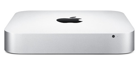 Apple Mac mini CTO 2.6 GHz Intel Core i5 8 GB RAM 128 GB SSD [Late 2014]