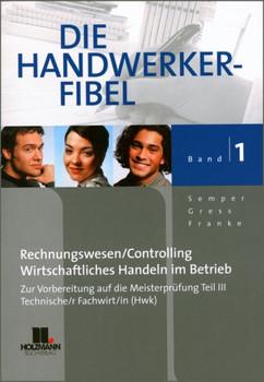 Die Neue Handwerkerfibel, 3 Bde. - Lothar Semper