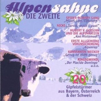Various - Alpensahne die Zweite