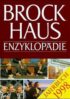 Brockhaus Enzyklopädie Jahrbuch 1998