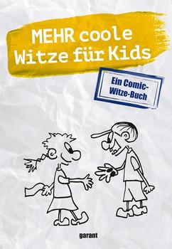MEHR coole Witze für Kids [Gebundene Ausgabe]