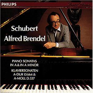 Alfred Brendel - Klaviersonaten D 537 / D 664